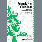 Someday at Christmas (arr. Mac Huff) - Choir Instrumental Pak Partituras