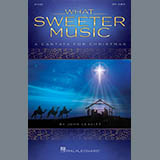 John Leavitt What Sweeter Music (A Cantata For Christmas) - Percussion cover art