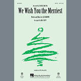 Mac Huff - We Wish You the Merriest - Trombone 1