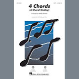 4 Chords (A Choral Medley) Partituras Digitais