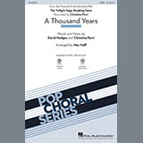 A Thousand Years - Choral Instrument Pak (The Twilight Saga: Breaking Dawn) Sheet Music