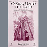 Heather Sorenson O Sing Unto the Lord - Timpani cover art