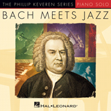 Johann Sebastian Bach - Two-Part Invention In A Minor, BWV 784 [Jazz version] (arr. Phillip Keveren)