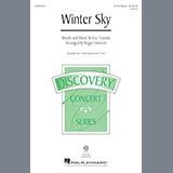 Roger Emerson - Winter Sky