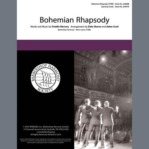 Bohemian Rhapsody (arr. Deke Sharon and Adam Scott)