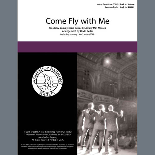 Come Fly with Me (arr. Kevin Keller)