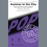 Kirby Shaw Summer in the City - Trumpet 1 cover art