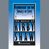 Kirby Shaw Flounderin' on the Shoals of Love - Drums cover art