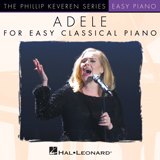 Adele - Make You Feel My Love [Classical version] (arr. Phillip Keveren)