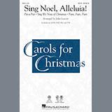 John Leavitt - Sing Noel, Alleluia!
