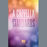 Roger Emerson A Cappella Standards cover kunst