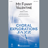 My Funny Valentine - Choir Instrumental Pak