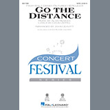 John Leavitt - Go the Distance - Violin 1