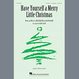 Hugh Martin Have Yourself A Merry Little Christmas (arr. Kirby Shaw) cover art