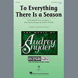 Audrey Snyder - To Everything There Is A Season