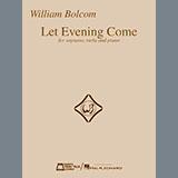 Let Evening Come (for soprano, viola and piano)