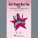 Girls Wanna Have Fun (Medley) - Choir Instrumental Pak