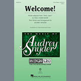 Audrey Snyder Welcome! cover art