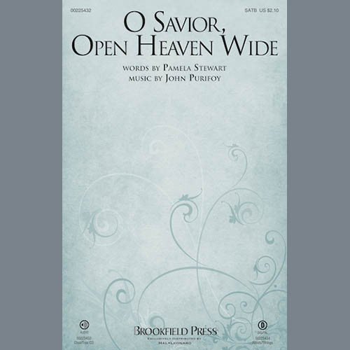 O Savior, Open Heaven Wide - Violin 2