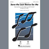 Michael Bublé Save the Last Dance for Me (arr. Ed Lojeski) - Bass arte de la cubierta