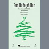 Alan Billingsley Run Rudolph Run cover art