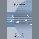 Mac Huff - Start a Fire - Bb Trumpet 1