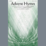 Joseph M. Martin Advent Hymn - Percussion 1 & 2 arte de la cubierta