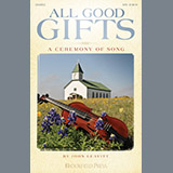 All Good Gifts (Medley) - Choral Instrument Pak Noten