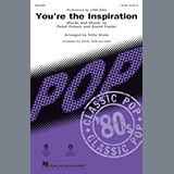 Youre the Inspiration - Choir Instrumental Pak