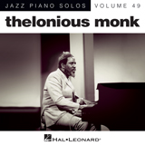 Thelonious Monk Off Minor cover art