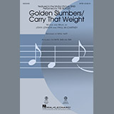 Jennifer Hudson Golden Slumbers/Carry That Weight (from Sing) (arr. Mac Huff) arte de la cubierta