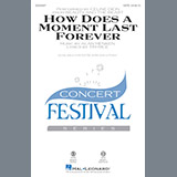 How Does a Moment Last Forever - Choir Instrumental Pak