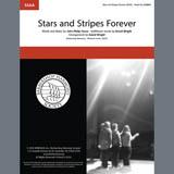 John Philip Sousa The Stars and Stripes Forever (arr. David Wright) l'art de couverture