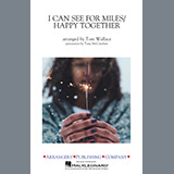 Tom Wallace I Can See for Miles/Happy Together - Alto Sax 1 cover kunst