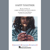 Tom Wallace Happy Together - Xylophone/Marimba cover art