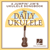 Traditional Spiritual Wade In The Water (from The Daily Ukulele) (arr. Liz and Jim Beloff) cover kunst