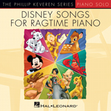 Alan Menken - Topsy Turvy [Ragtime version] (arr. Phillip Keveren)