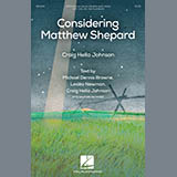 Considering Matthew Shepard - Choir Instrumental Pak Partituras Digitais