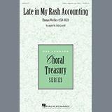 John Leavitt - Late In My Rash Accounting