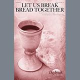 Patti Drennan Let Us Break Bread Together l'art de couverture