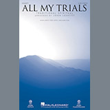 All My Trials - Choir Instrumental Pak