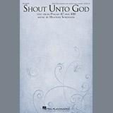Heather Sorenson Shout Unto God cover kunst