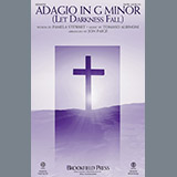 Adagio In G Minor (Let Darkness Fall) - Choir Instrumental Pak