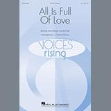 All Is Full Of Love Sheet Music