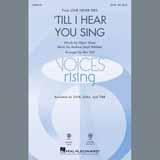 Andrew Lloyd Webber 'Til I Hear You Sing (arr. Mac Huff) cover art