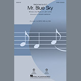 Mr. Blue Sky - Choir Instrumental Pak
