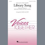 John Leavitt - Library Song