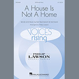 Philip Lawson - A House Is Not A Home