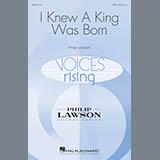 Philip Lawson - I Knew A King Was Born