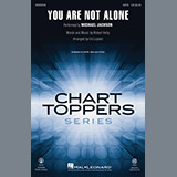 You Are Not Alone - Choir Instrumental Pak